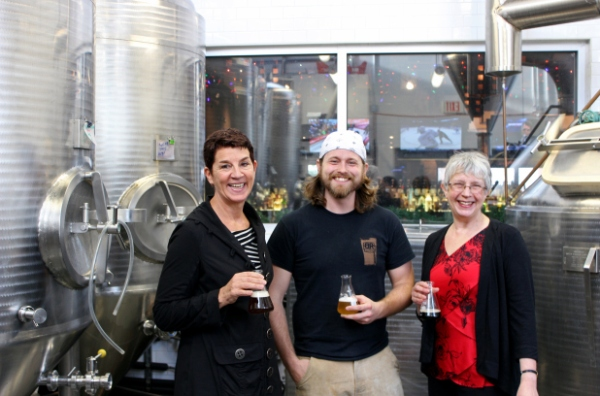 Beer brewing diploma at Kwantlen targets B.C.'s explosion of microbreweries